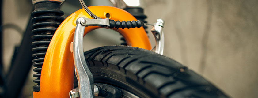 Cykelkomponenter för tyngre cyklister